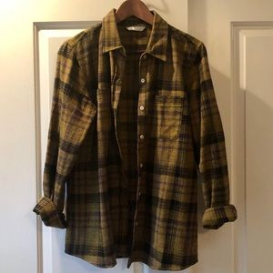 North Face Women's Long Sleeve Flannel